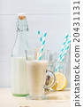 Milk Banana smoothie 20431131