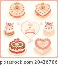 valentine's cakes 20436786