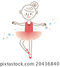 ballet, girl, girls 20436840