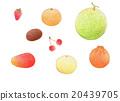 水果 插圖 插畫 20439705