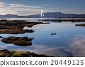 Icelandic nature outdoors  Silfra geothermal plant 20449125