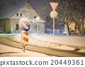 冬天 冬 道路 20449361
