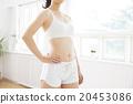 運動服 運動裝 女性 20453086