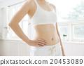 運動服 運動裝 女性 20453089
