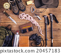 Equipment for hiking 20457183