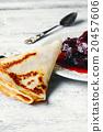 팬케이크, 핫케이크, 식품 20457606