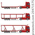 卡车 交通 拖车 20471575