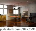 办公室 一间办公室 房间 20472591