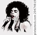 afro american jazz singer 20474619
