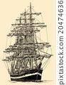 sailing boat 20474636