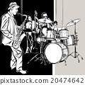 Jazz band 20474642
