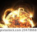 Extreme solar storm, solar flares 20478668