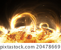 Extreme solar storm, solar flares 20478669