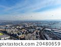 大阪港 大阪 城市景观 20480659