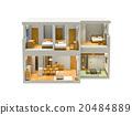 二層建築 房屋 房子 20484889