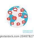 world of communication 20487827