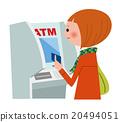 atm 自動櫃員機 銀行 20494051