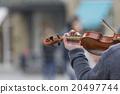小提琴 專業 藝術品 20497744