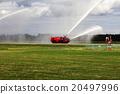 救火車 消防車 機場 20497996