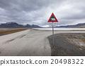 sign, norway, warning 20498322