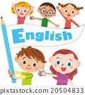 字母 較年輕 兒童 20504833