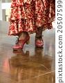 弗拉明戈 舞 舞蹈 20507599