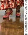 弗拉明戈 舞 舞蹈 20507600