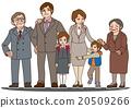 Congratulations on your primary school entrance (my family, grandpa, grandma) 20509266