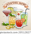 New Era Drinks Coctail menu 20512827