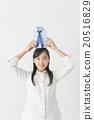 女孩 父親節 展示 20516829