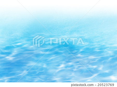 Water surface of watercolor 20523769