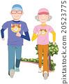 senior, jogging, person 20523775