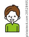 微笑【简单人物系列】 20528405