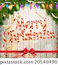 问候 装饰 圣诞节 20540490