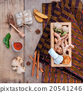 herbal  Ingredients  for alternative medicine. 20541246