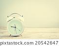 Vintage clock 20542647