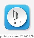 iron icon 20545276
