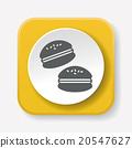 macaroon icon 20547627