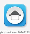 pot icon 20548285