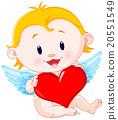 Valentine Cupid 20551549