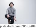 工作室 毛衣 針織服裝 20557404