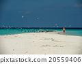 maldives tropical paradise beach landscape 20559406
