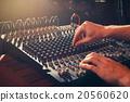 sound mixer 20560620