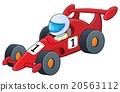 racing, car, vector 20563112