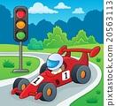 racing, car, vector 20563113