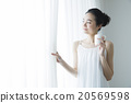 女性 吞咽 喝酒 20569598