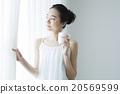 女性 吞咽 喝酒 20569599