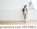 หญิงสาวอ่านหนังสือ 20570831
