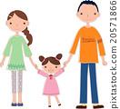 家庭 家族 家人 20571866