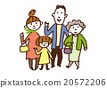family, household, families 20572206